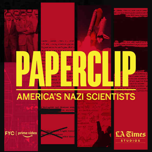 PAPERCLIP: AMERICA'S NAZI SCIENTISTS