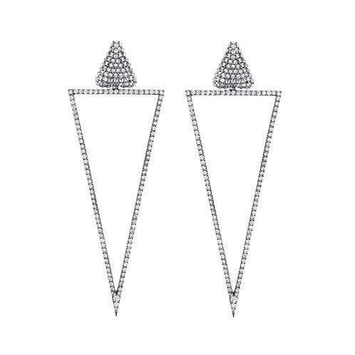 Reverse Set Diamond Triangles