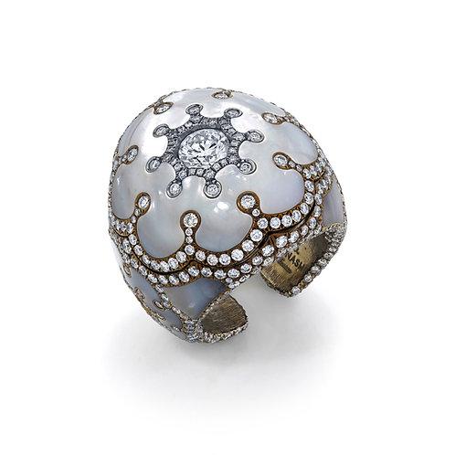 """""""Czarina"""" Diamond ring"""