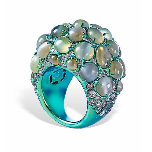 Crysoberyl Catseye ring