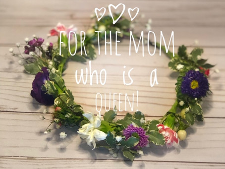 Yo' Mama - Mother's Day:  A day to celebrate all the unique moms in our lives!