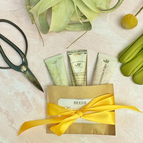 Bouquet of Botanical Hand Creams