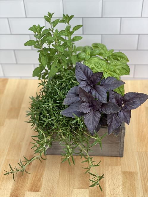 Kitchen Herb Box
