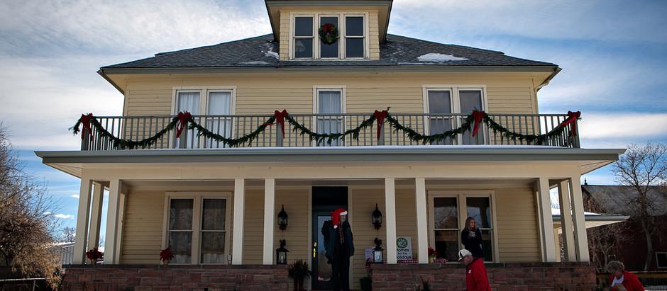 Historic Holidays - Farmhouse Florals