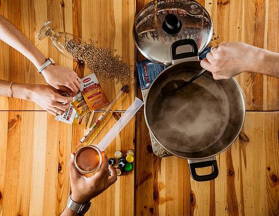 ערכת בישול בירה ביתית