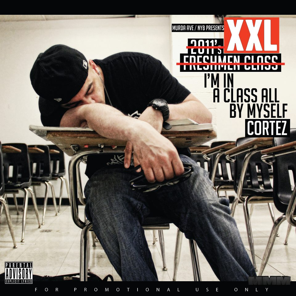 Cortez - XXL I'm In A Class All By M