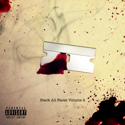 S.A.F - Stack All Faces Vol. 2