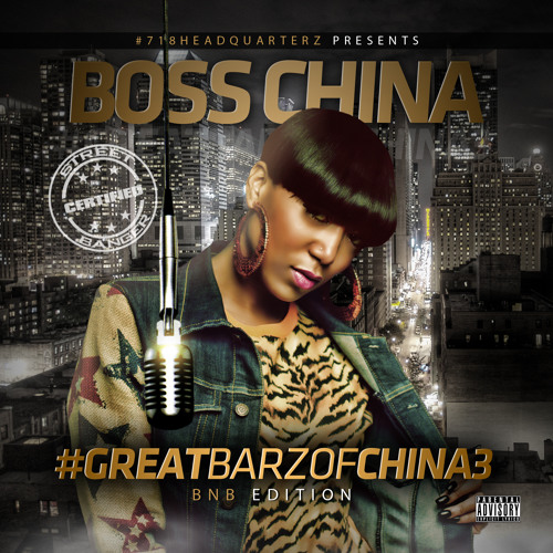 Boss China - #GreatBarzOfChina3