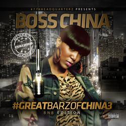 Boss China - #GreatBarzOfChina3