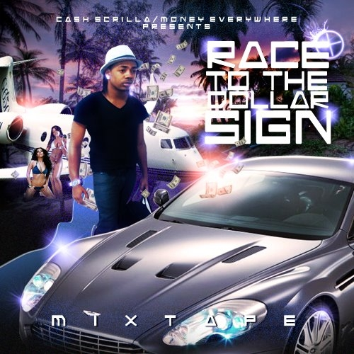 Scrilla - Race To The Dollar Sign
