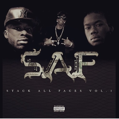 SAF - Stack All Faces Vol. 1