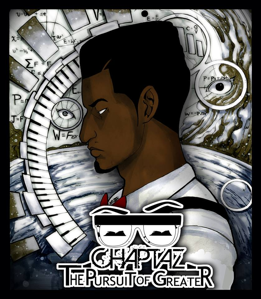 Chaptaz - The Pursuit of Greater