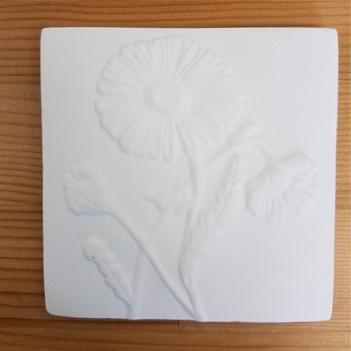 Flower Tile - Daisy
