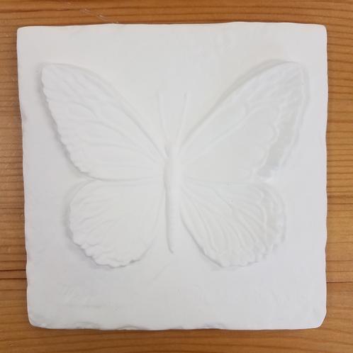 Garden Critter Tile - Butterfly
