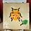 Thumbnail: Garden Critter Tile - Ladybug