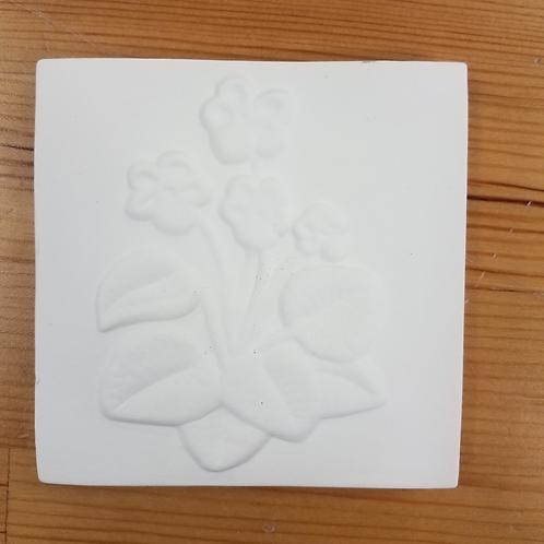 Flower Tile - Geranium