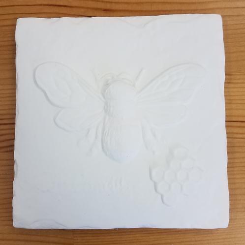 Garden Critter Tile - Bee