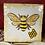 Thumbnail: Garden Critter Tile - Bee
