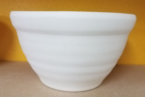 Medium Ribbed Mixing Bowl