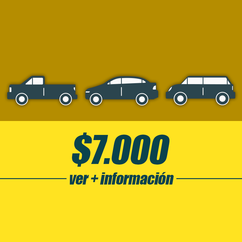 Simple B - HatchBack/Sedán/Camioneta 1C