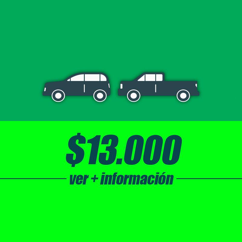 Completa C - SUV 2c/Camioneta 2c