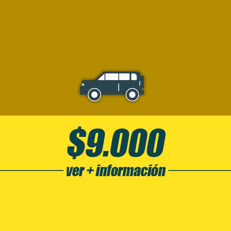 Simple D - SUV 3 Filas de Asientos
