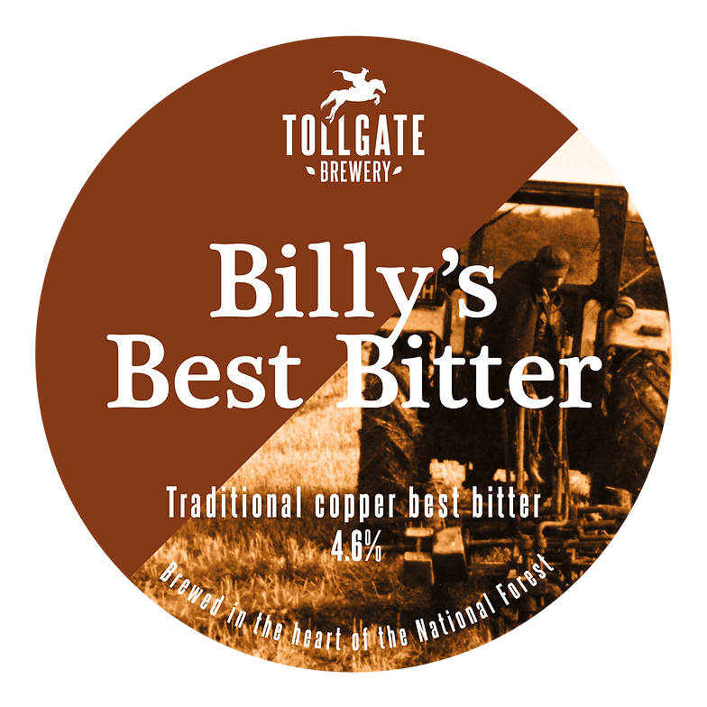 Image result for tollgate brewery billys best bitter