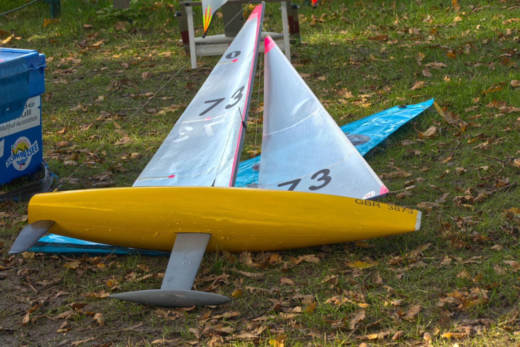 International One Metre Racing - Poole