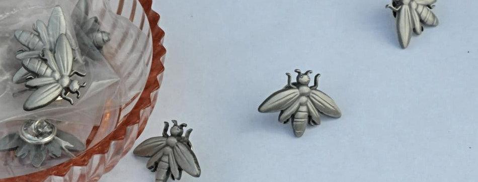 Honey Bee Lapel Pins