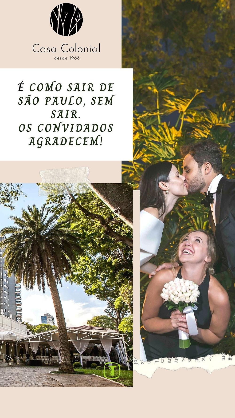 Jardim para casamento Buffet Colonial, ambiente externo para casamento, casamento no jardim são paulo