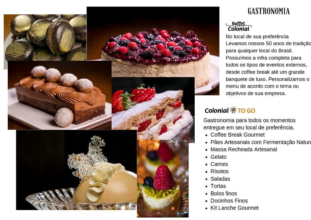 Soluções para sua empresa em gastronomia corporativa