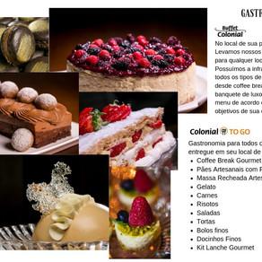 Soluções para sua empresa em gastronomia