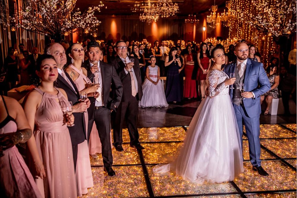 Festa de Casamento - Buffet Colonial
