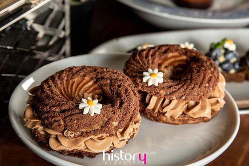 Paris brest com mousseline de nutella (800 g)