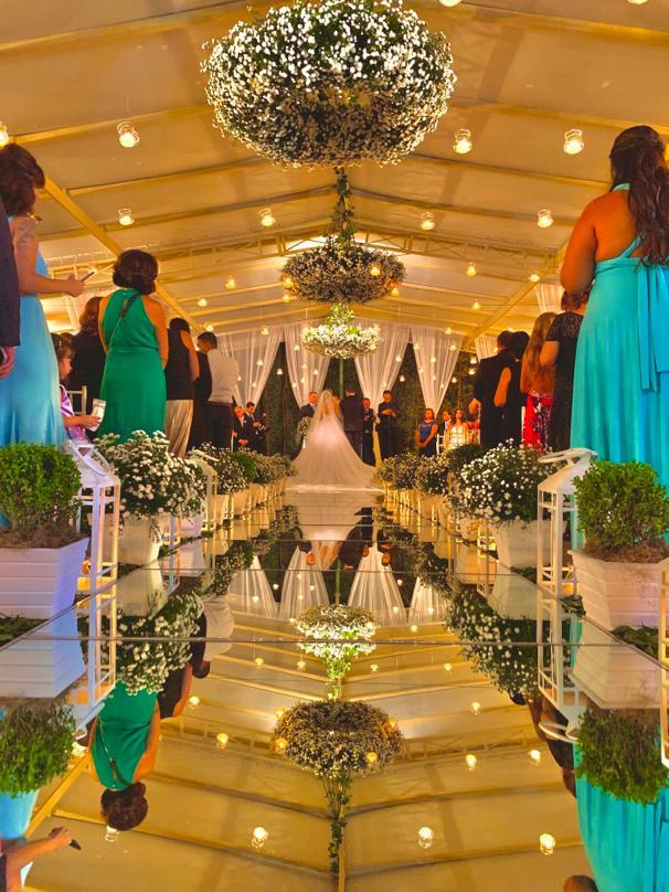 Festa de Casamento Buffet Colonial