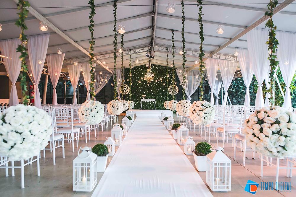 Cerimônia do Casamento ao ar livre, espaço de eventos com area exclusiva para cerimonia, buffet para casamento, espaço de eventos para casamento, cerimonia religiosa de casamento, jardim para casamento