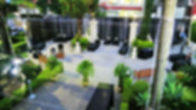 Jardim Maracatins, espaço de eventos para palestras, coffee break