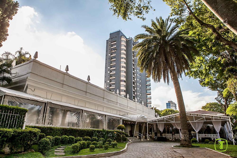 Infraestrutura para espaços de eventos em São Paulo