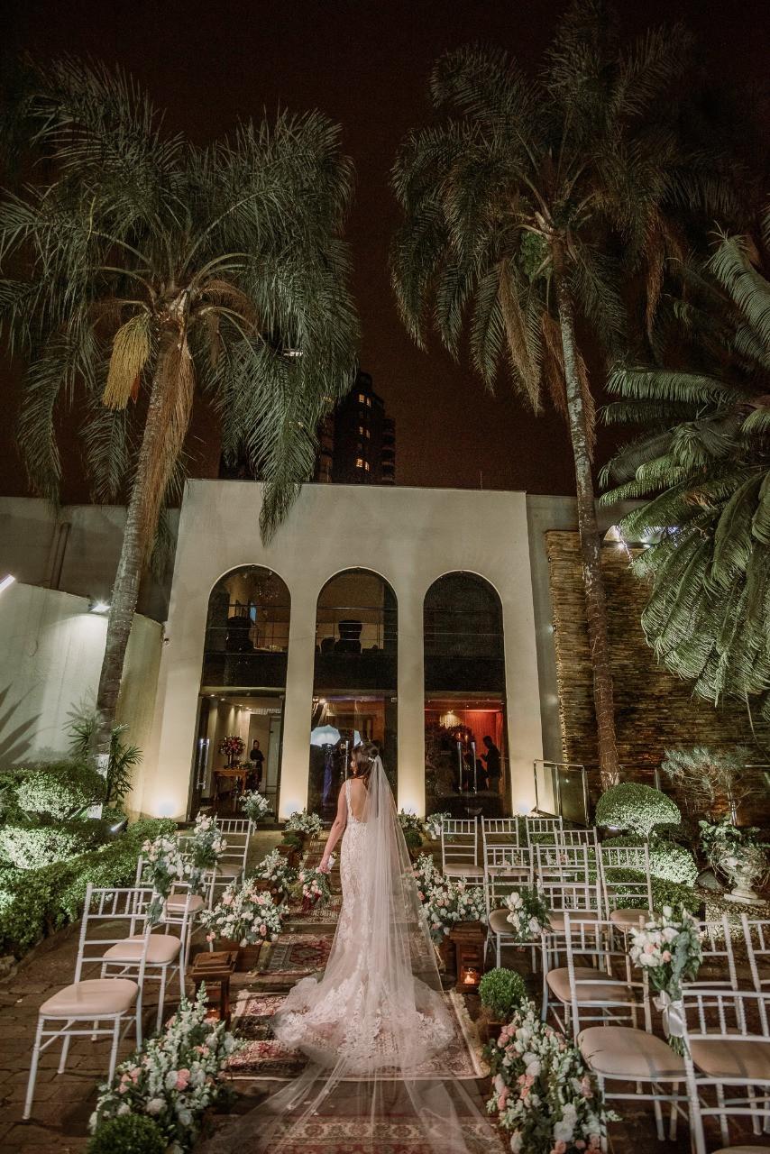 Casamento - Mini Wedding - Salão Maracatins