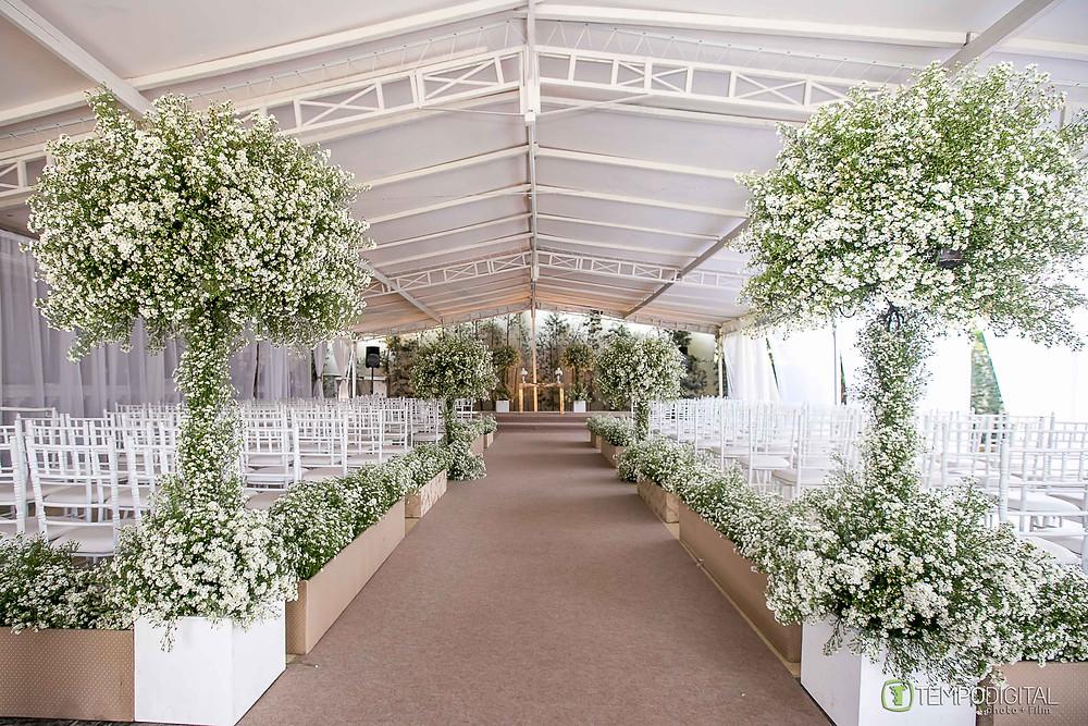 Ambiente Exclusivo Para Cerimonia no Jardim - Casa Colonial