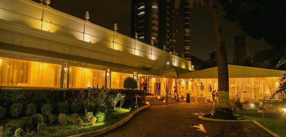 Espaço de eventos arejado em São Paulo - Jardim Indianópolis