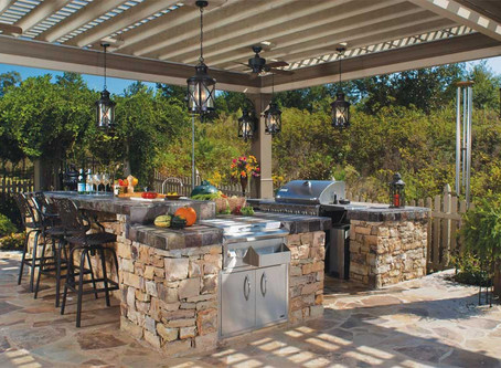 Seven Essential Tips for Outdoor Kitchen.