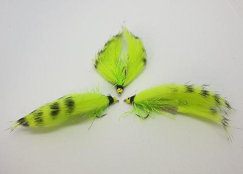 Chartreuse. Flapper