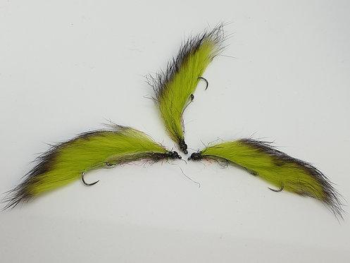 Chartreuse Speckled, Snake
