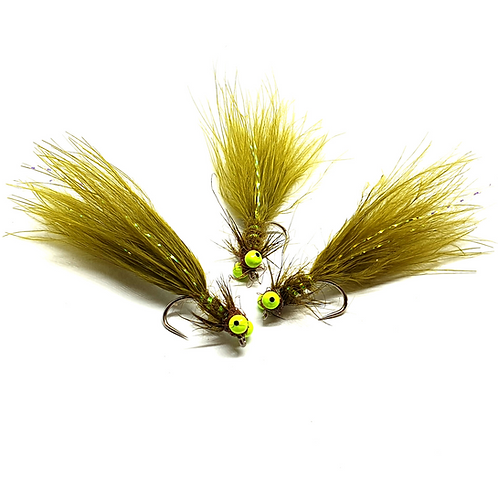 Chartreuse Flash Damsel