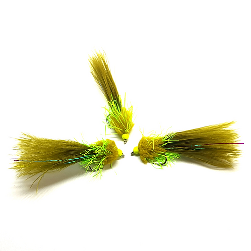 Chartreuse Damsel, Pulsefire Lures