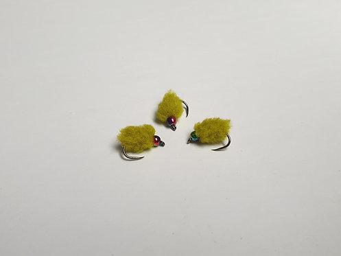 Olive/Pellet Egg ( Size 14 )
