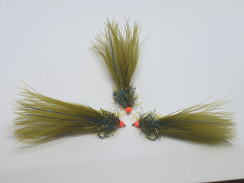Blue Flash, Orange HH Damsel
