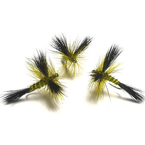 Olive Mayfly, Wulff