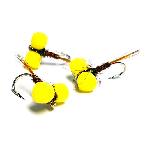 Pheasant Tail, Booby